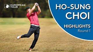 Ho-sung Choi highlights   Round 1   2019 Magical Kenya Open