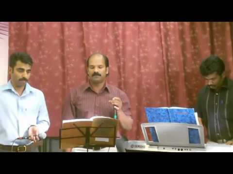 Nin Sneham Paduvan   Malayalam Christian Song - Sharon Fellowship Church Kuwait video