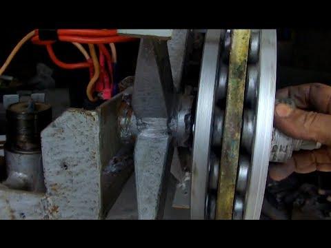 Ветротерминатор, ТО после четырёх месяцев работы