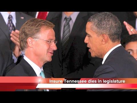 Bill Haslam's Insure Tennessee healthcare plan dies
