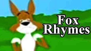 Animals Nursery Rhymes   Fox Rhymes For Children   Preschool Nursery Rhymes Songs   Bachpan Tube