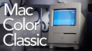 Retro Tech: Macintosh Color Classic