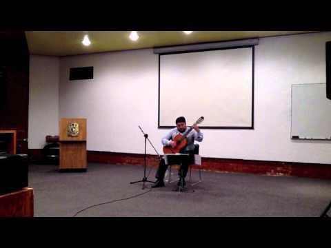 Plaza Italia - Máximo Diego Pujol, Ricardo Salinas, Guitarra