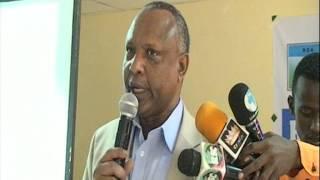 Kulanka Tayaynta Wadooyinka Somaliland oo Hargaysa lagu qabtay