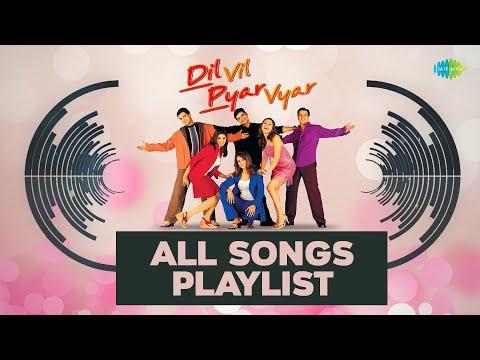Dil Vil Pyar Vyar | Full Song Album | Audio Jukebox | Madhavan, Namrata Shirodkar, Sanjay Suri