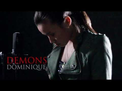 Dominique - Demons (imagine Dragons Cover) video