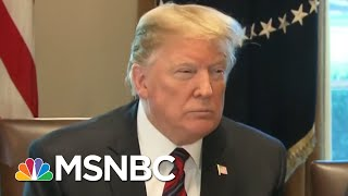 Democrats Re-Up Demand To Reopen Govt Before Negotiating Border Security | Velshi Ruhle | MSNBC