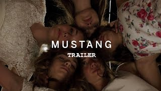 MUSTANG Trailer | New Release 2016