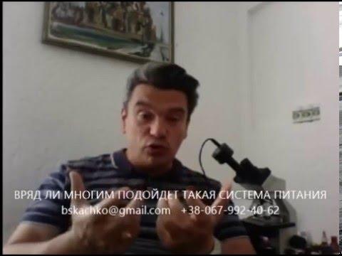 диетолог анатолий волков