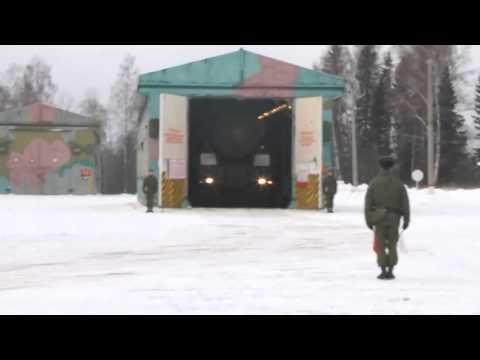 RS-24 Yars Nuclear Intercontinental ballistic Missile Russia Russian army defence industry