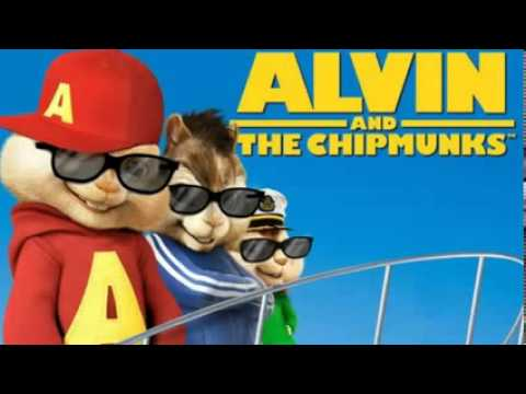 Flo Rida - Whistle [alvin And The Chipmunks] video