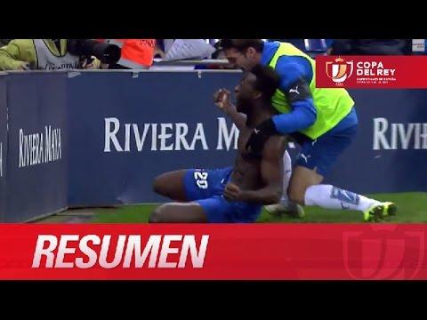 Resumen de RCD Espanyol (2-0) Valencia CF