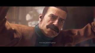 Wolfenstein 2 Audition Cutscenes