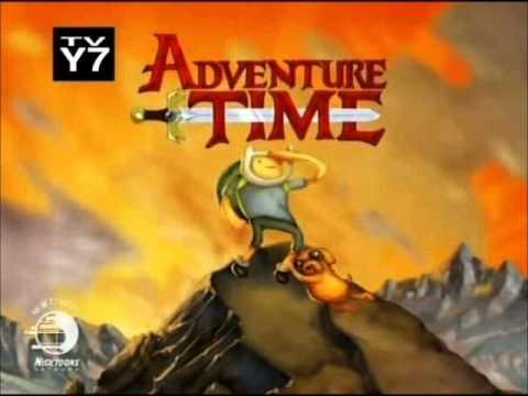 Adventure Time - Island Song Christmas Island