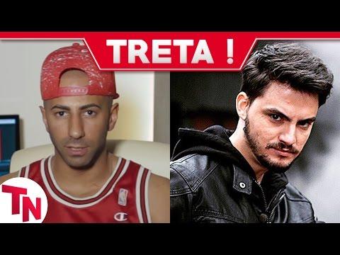 Youtuber Fouseytube captura ladrão, Felipe Neto sofre hate no twitter