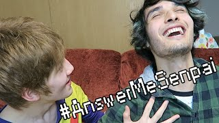 THE MOST NO HOMO Q&A EVER! #AnswerMeSenpai (feat. Einshine)