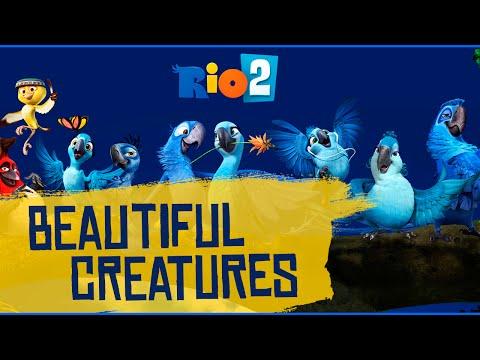 Beautiful Creatures, from RIO 2, Barbatuques