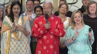 Da Bei Zhou Chanting With Master Allan