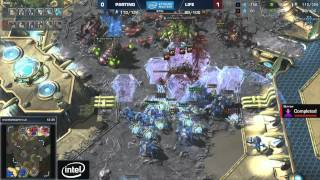 StarCraft 2 - PartinG vs. Life (PvZ) - IEM 2015 Taipei - Semifinal
