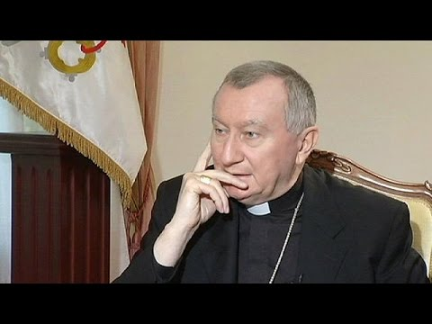 Cardinal Pietro Parolin on immigration and the conflict in Ukraine
