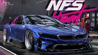 NEED FOR SPEED HEAT - BMW I8 TUNING + GAMEPLAY!