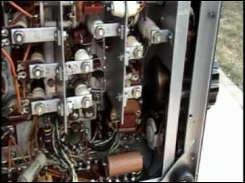 HomeBrew Collins Engineered Ham Radio Shortwave Tube Type Receiver Vintage QST Project