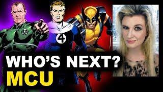 MCU Phase 4 - Norman Osborn, X-Men, Fantastic Four