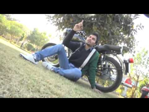 Song-bullet Di Number Plate De Utte Likhyea Chamar.......... video