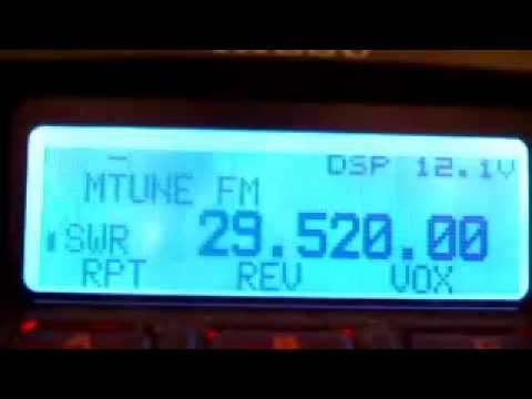 29 mhz repeater on fm