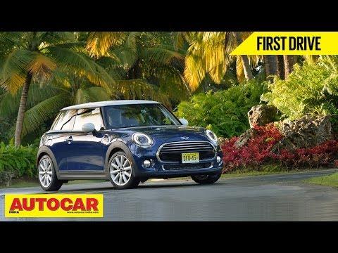 2014 Mini Cooper & Mini Cooper S | First Drive Video | Autocar India