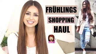 FRÜHLINGS - SHOPPING HAUL 2016