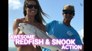 Sebastian Inlet Skiff Fishing Feat. Catch Em All Fishing, Capt. Matt Budd, and Arianne
