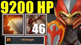 FINAL BOSS 9200 HP Dragon | Dota 2 Ability Draft