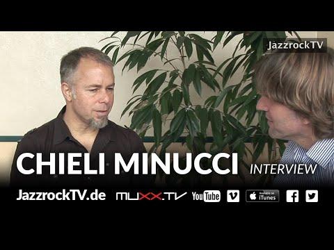 JazzrockTV #23 Chieli Minucci (Preview)