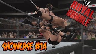 WWE 2K16 - Royal Rumble y 3 Stages of Hell camino a Wrestlemania