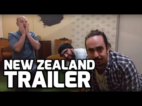 Aunty Donna: New Zealand TRAILER