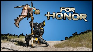 FOR HONOR - Mistakes, A lot of them.