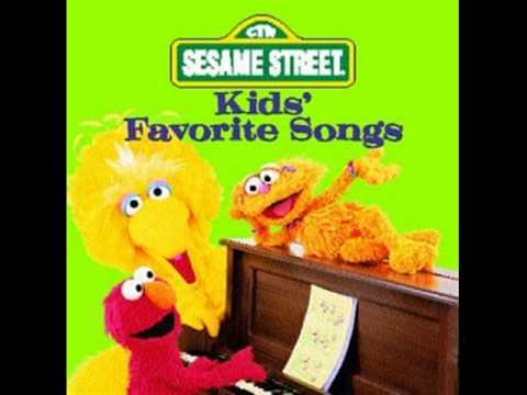 Sesame Street - Home On The Range