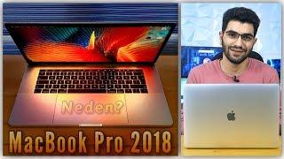 MacBook Pro 'ya Neden Geçtim? MacBook Pro 2018 İncelemesi