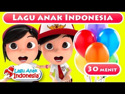 Lagu Anak Indonesia 30 menit HD