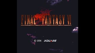 【MIDI】SFC版 Final Fantasy VI - Battle Theme(Aspirin-Stereo音色)