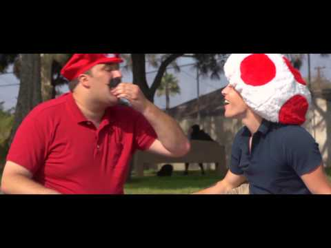 Mario & Toad - Best Friends Forever - TGS