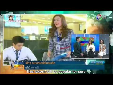 [Eng Sub] Abb Ruk Online- 2015.01.08 - It's news - Hot Trend after 1st epi