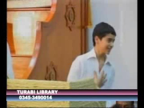 Nadeem Sarwar`s Son Best Manqabat.. video