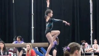 Annie the Gymnast-Level 5