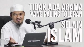 Aksi Bela Islam - Tidak Ada Agama yang Paling Toleran Selain Islam