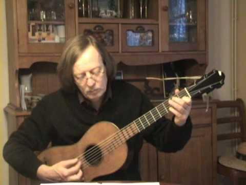 Ferdinando Carulli - Rondo opus 241 - Romantic Guitar