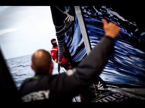 Catch Me If You Can - Volvo Ocean Race 2011-12