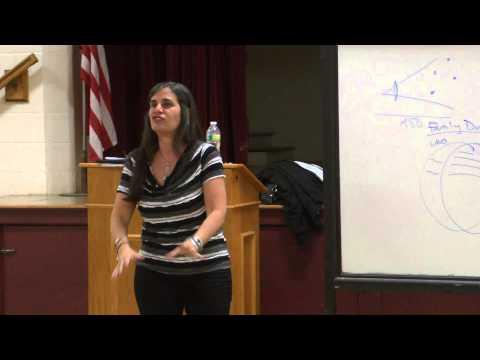 Aspergers's Lecture Raw Footage