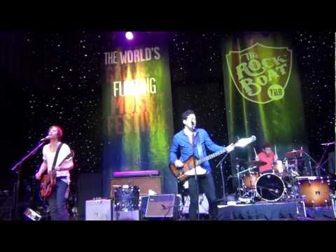 Saints of Valory- Back Up- LIVE- NEW SONG-HD- The Rock Boat XIII- 2013